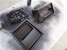 ネモ 専用2DINキット 塗装のカスタム手順2