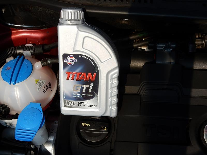 FUCHS TITAN GT1 XTL 0W20