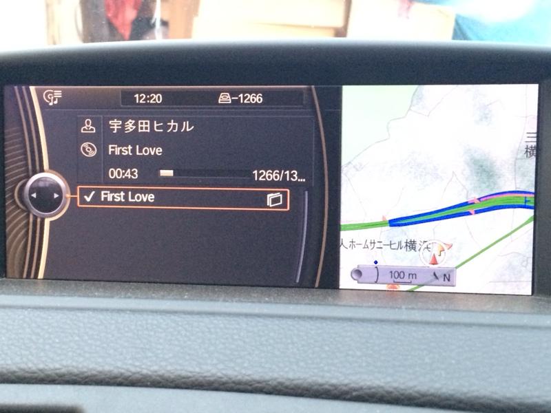 BMW CIC HDD→SSD換装 成功編!