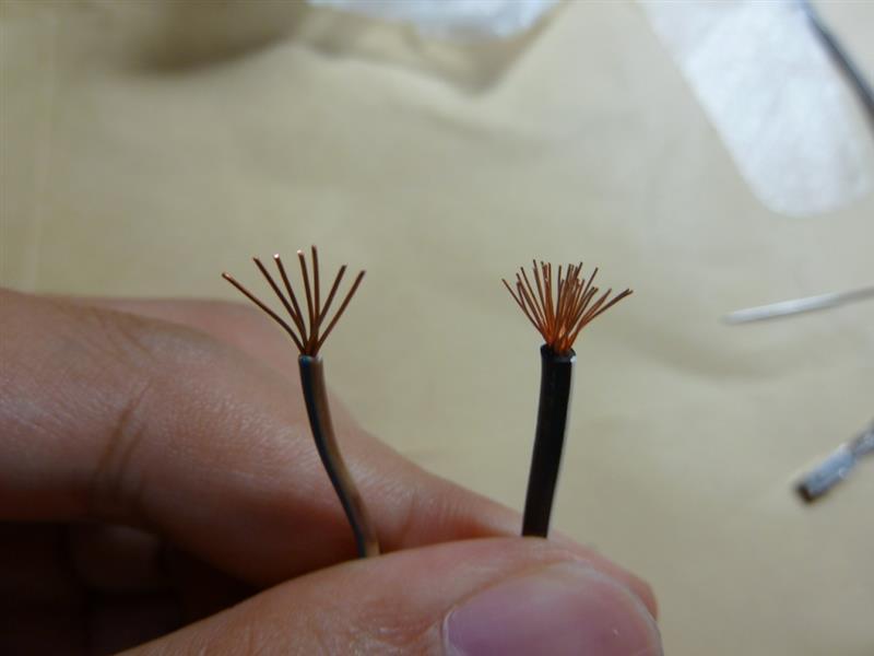 イグニッションコイルハーネス断線修理