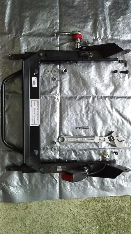 i-MAGIC  オリジナルバケットシート
