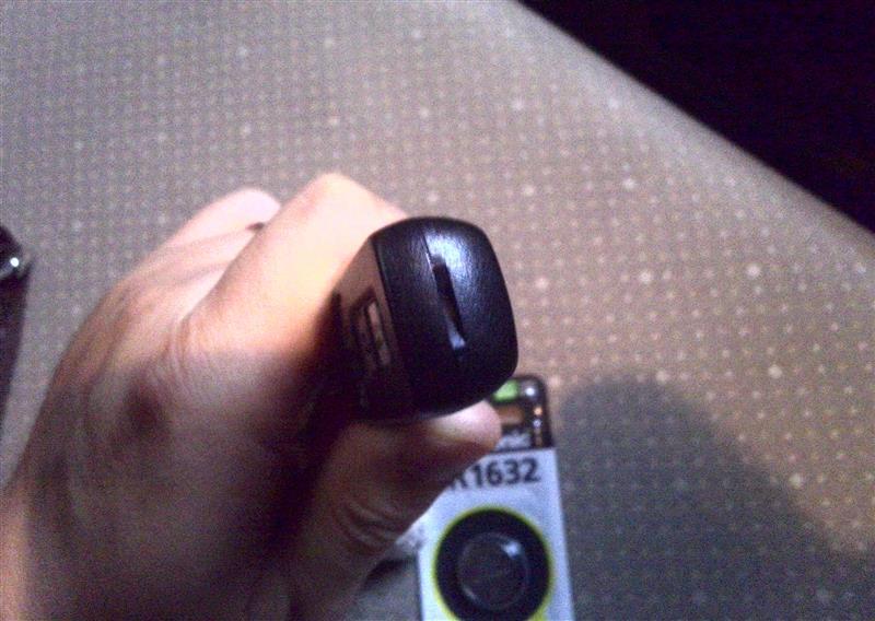 keyバッテリー交換