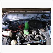 エンジンルーム ソフト99 色番630 日産