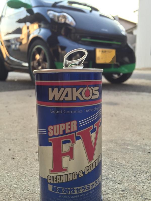 WAKO'S  SFV