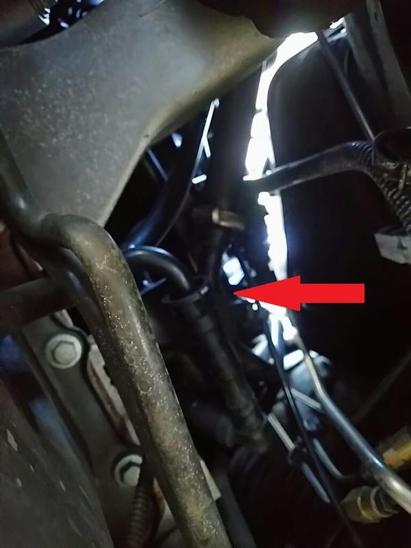 ご近所のE46 318i O2センサーの配線修理のついでにCCVバルブの清掃