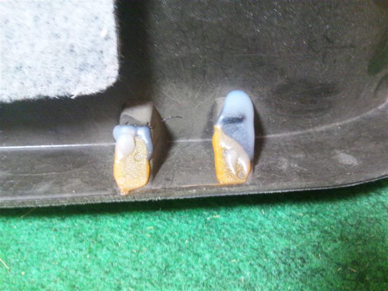 バリオルーフカバーの修理