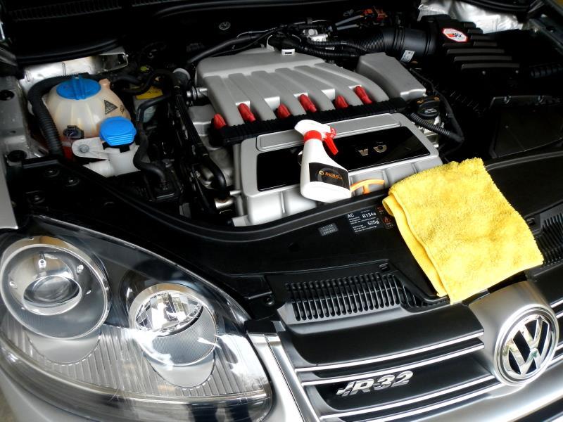 VW-295(45) 洗車