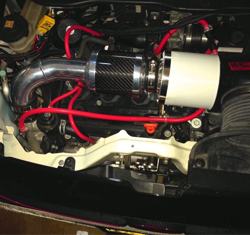ZERO-1000 エアクリーナー 遮熱カバー