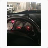 サイドブレーキ ランプ消えない