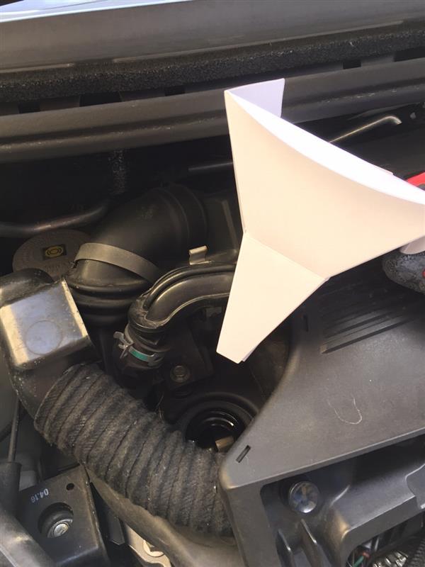 DIYエンジンオイル交換