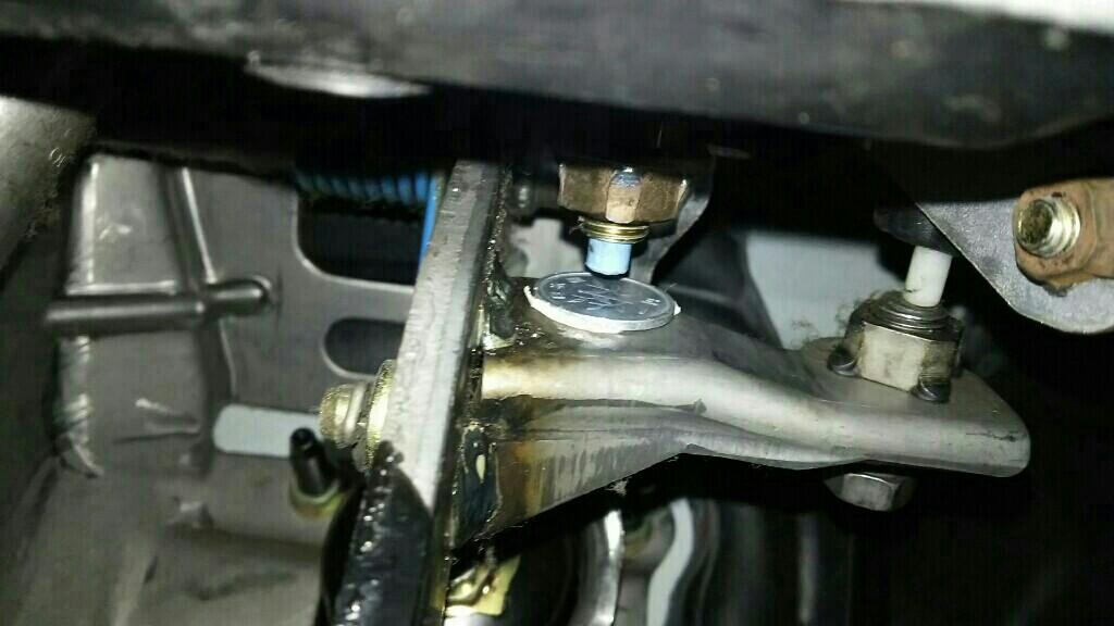 ブレーキランプが消えない リベンジ