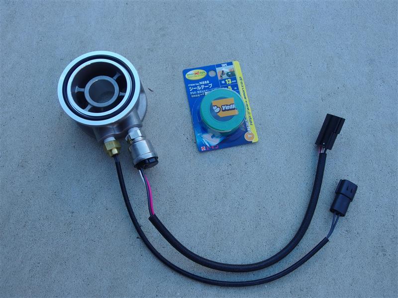 Defi Advance C2ブースト計、油温計、油圧計