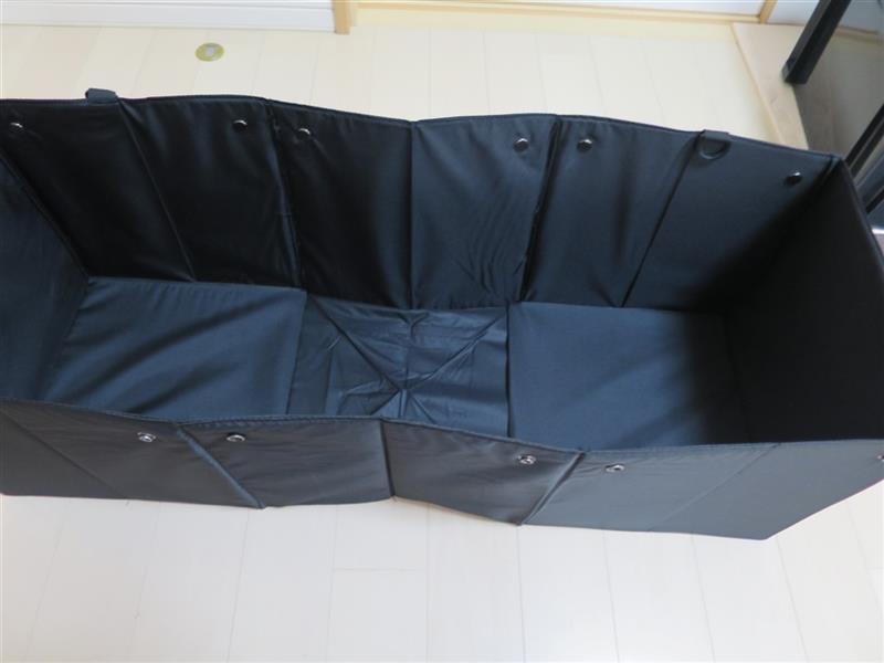 ベビーカー収納ボックス作成