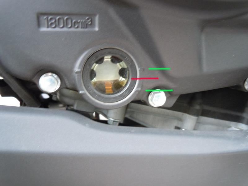 YZF R25 エンジンオイル交換