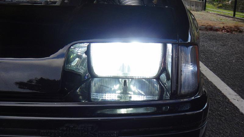 IPF LEDヘッドランプ コンバージョンキット H4 6500K 341HLB