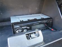 X-90 ポータブルナビの音声を車スピーカーにするのカスタム手順2
