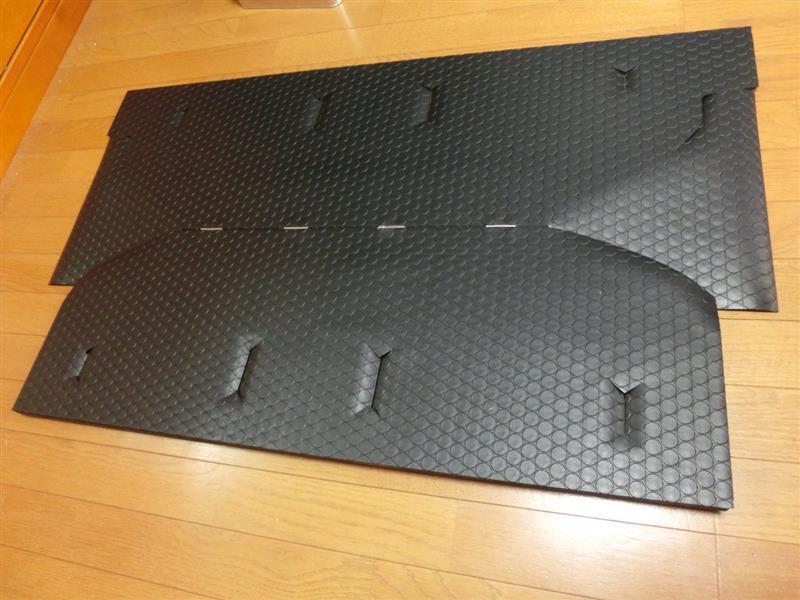自作ラゲージボード(その2)