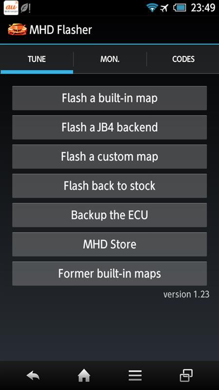 MHD Flasher N54 書き換え編
