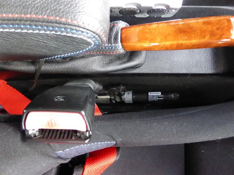 RECARO SP-G 取り付け(運転席側)