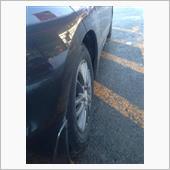 2度目の車検を取りました<br /> <br /> その際、後輪のワイトレを外されてしまいました<br /> タイヤ交換の時にでも復活させたいと思ってます<br />