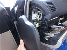 レガシィツーリングワゴン エアコンフィルター交換のカスタム手順1