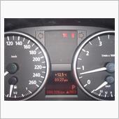E90エアバック警告灯修理の画像