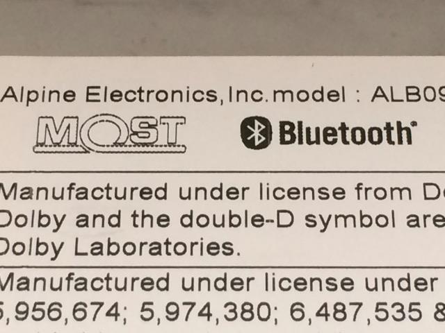 純正Bluetooth ハンズフリー有効化 Coding項目判明!