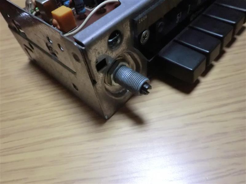 AMラジオ修理
