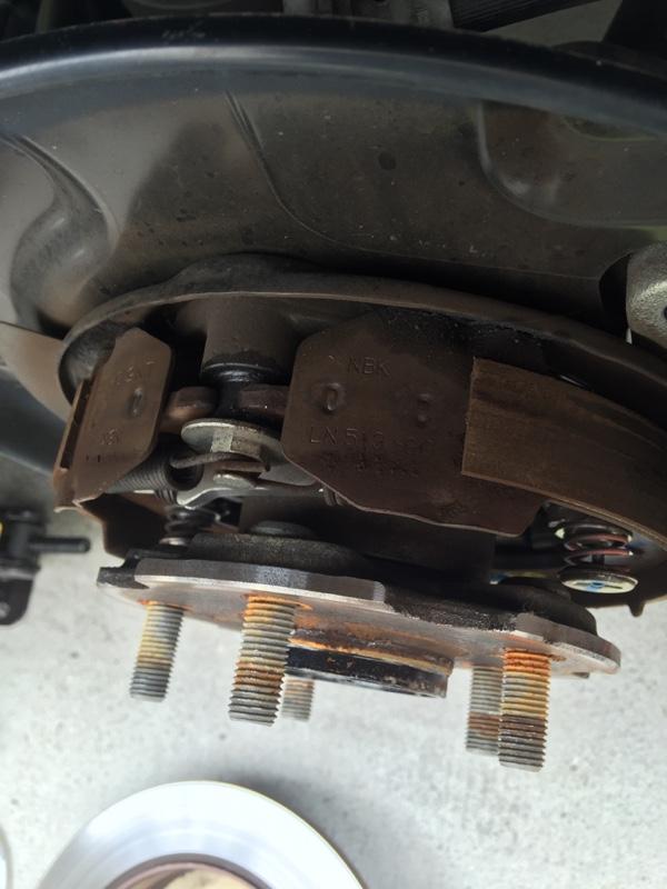 ヴェルファイア20 ハブボルト10mmロング 交換