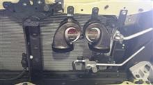 ランドクルーザー70 プレミアムホーンへ交換のカスタム手順2