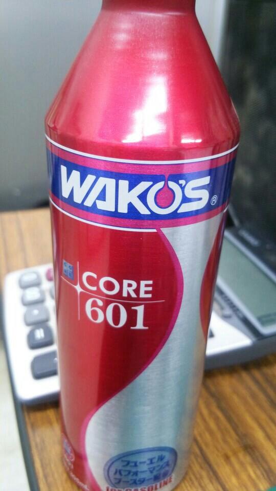 CORE601投入