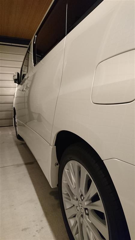 洗車&ブリスX施工