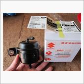 燃料フィルターの交換(純正:15410-62G00)
