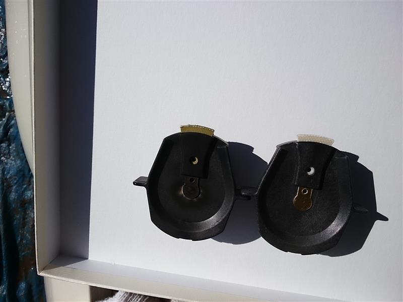 ディストリビューターキャップ、ローター、パッキン、Oリング交換