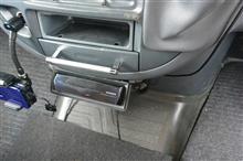 トランスポーターT1N(スプリンター) カーナビ取り付けのカスタム手順2
