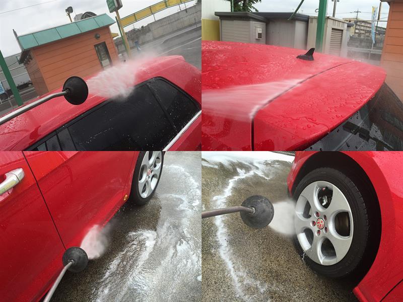 場 コイン 洗車
