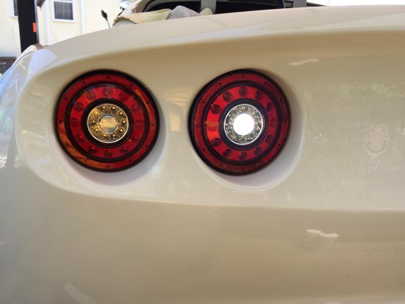 LED 4灯化で近代化