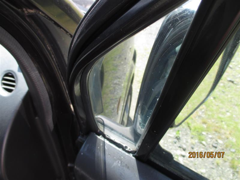 ムーブ 運転席・助手席 小窓に透明断熱フィルム施工
