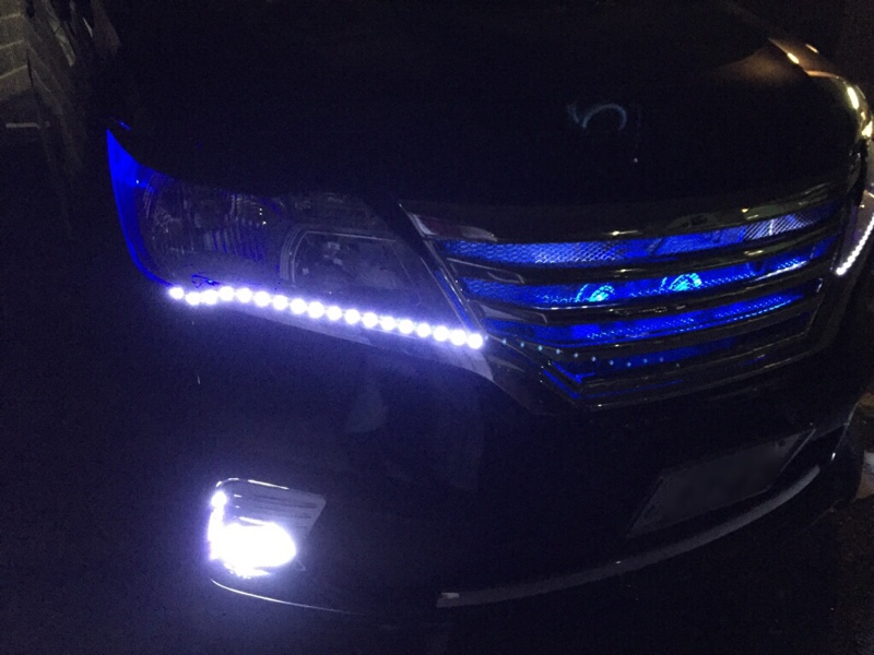 LEDコントローラーを着けよう