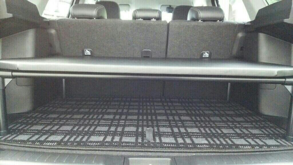 エスクードで快適な車中泊を!【完成編】
