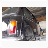 ローバー ミニ ホイールシリンダー交換の画像
