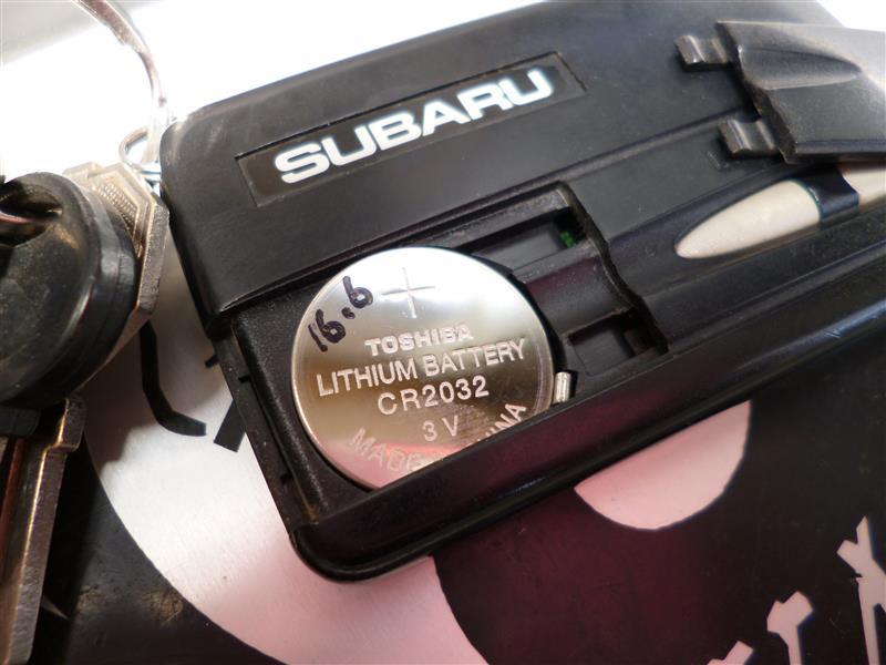 リモコン電池交換