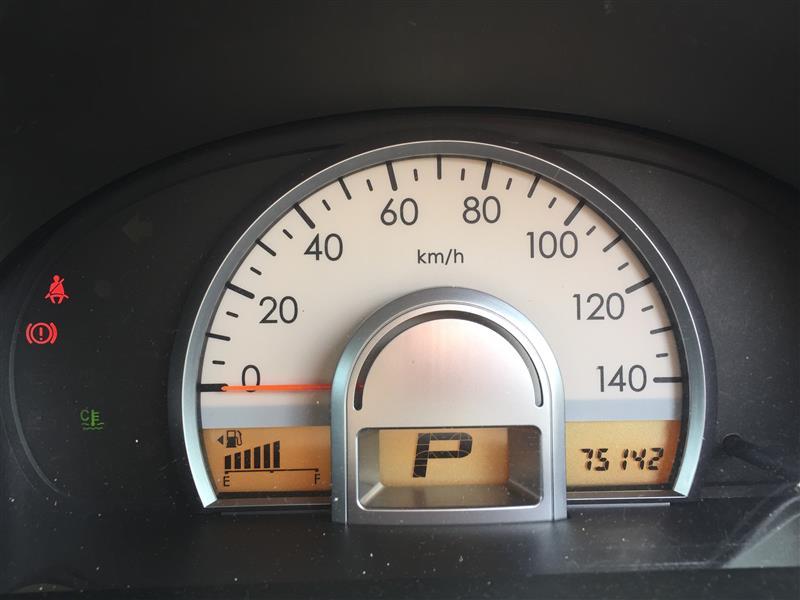 160626 エンジンオイル&エレメント交換☆ODO75142キロ