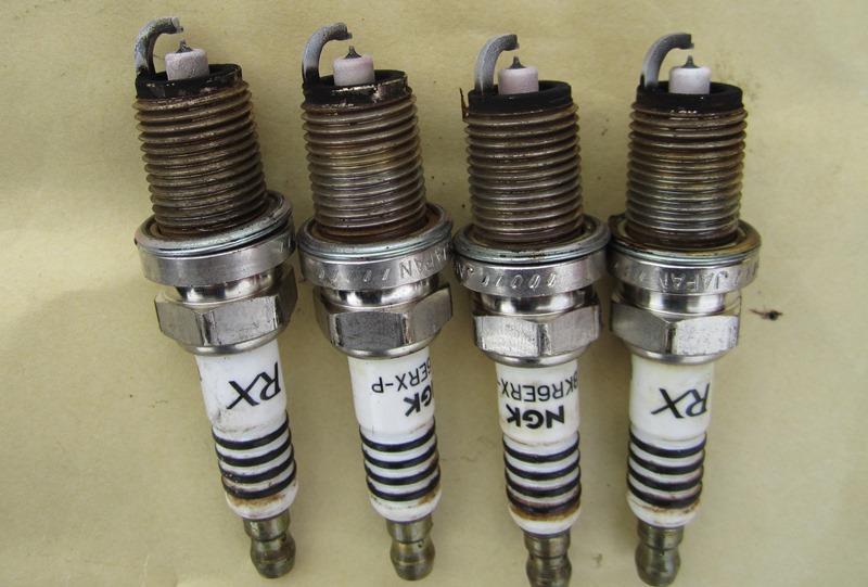 プラグ交換 97,314km NGK PremiumRX BKR6ERX-PS