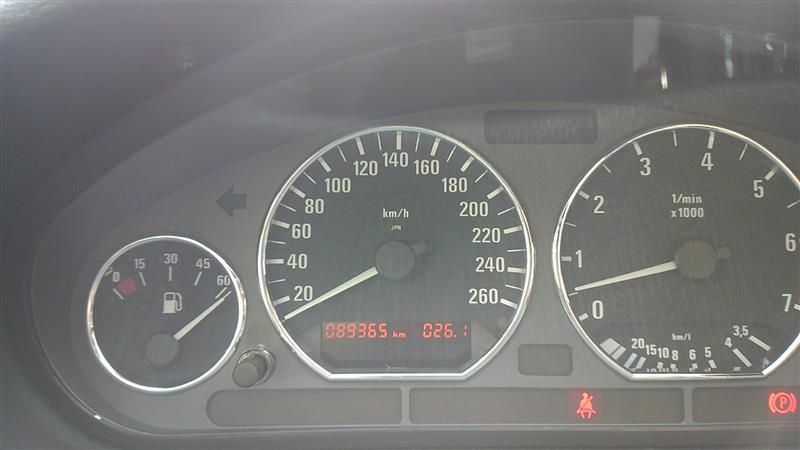 交換時走行距離 89365km<br /> <br /> 交換時走行距離(メーター交換歴有)<br /> <br /> なので、この走行距離+36164㎞<br /> +36164=125529km