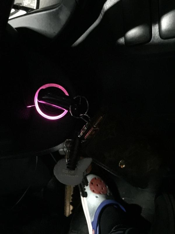 キーリング LED交換