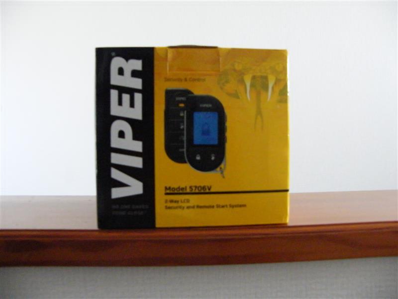 VIPER 5706V インストール