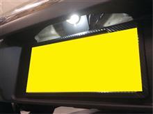 アルトラパン LED ナンバー灯の交換のカスタム手順2