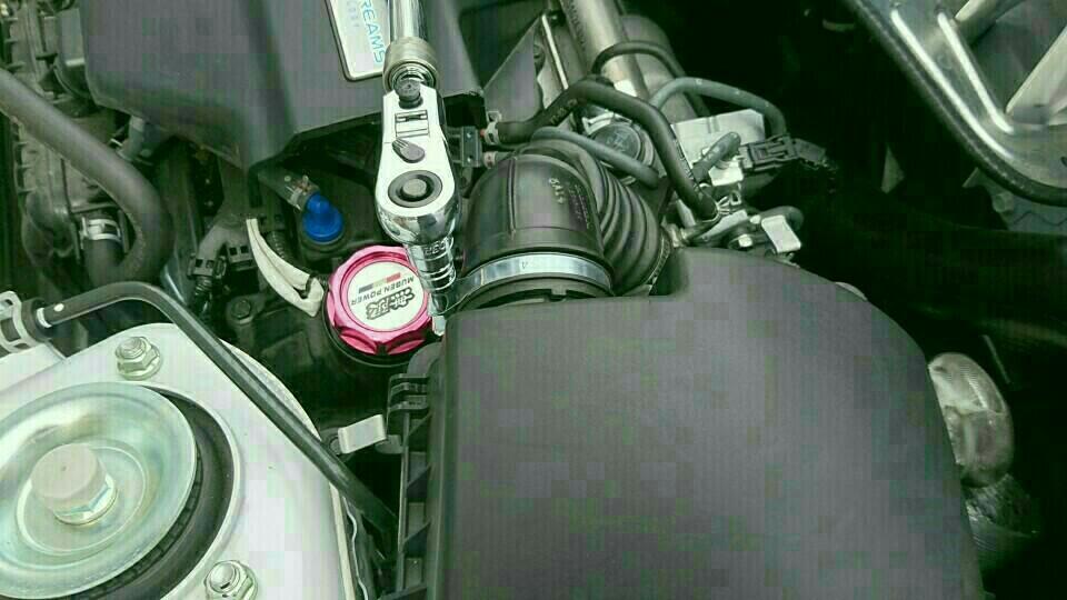 耐熱・断熱シート(サーモガードクロス)貼り張り 熱対策その1