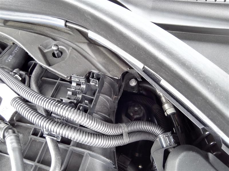320i B48エンジン オイル交換